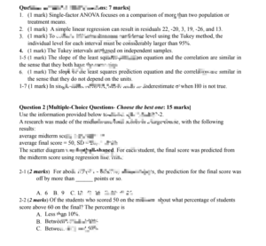 STAT285代考案例