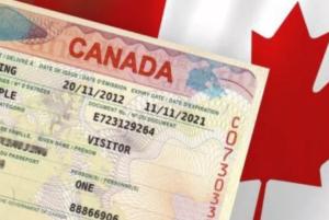 加拿大旅游签证申请